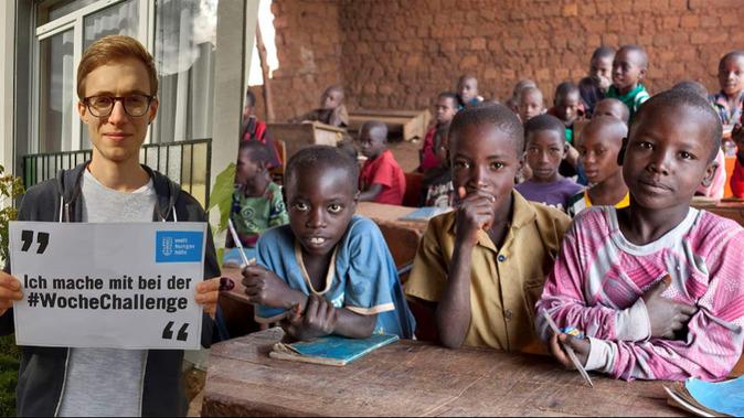 Schulmahlzeiten in Burundi ermöglichen