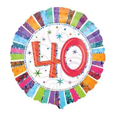 40er Geburtstag - das etwas andere (bessere) Geschenk