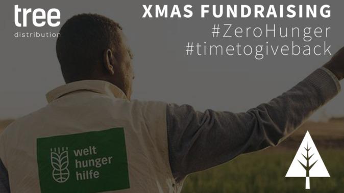 #timetogiveback: tree fundraising