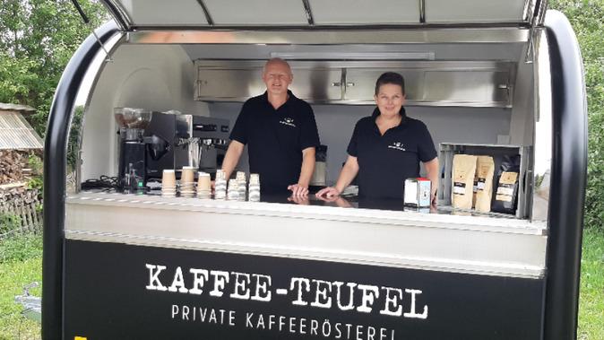 Kaffee-Teufel unterstützt die Welthungerhilfe