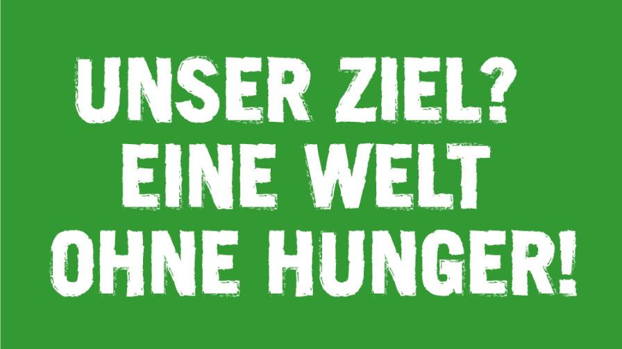 #WirGegenHunger
