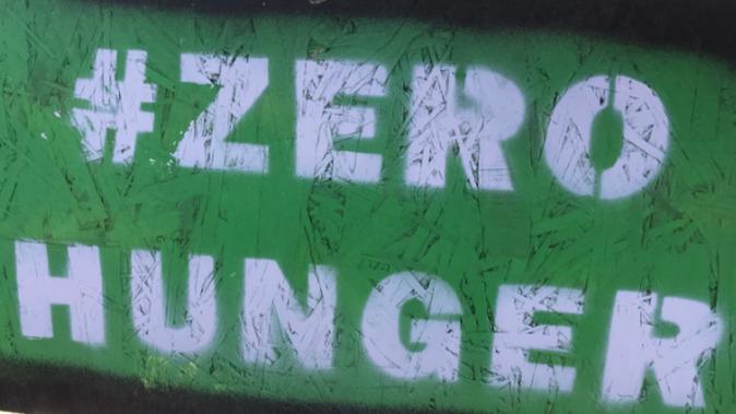 Herbolds & Hennemanns laufen den #ZeroHungerRun