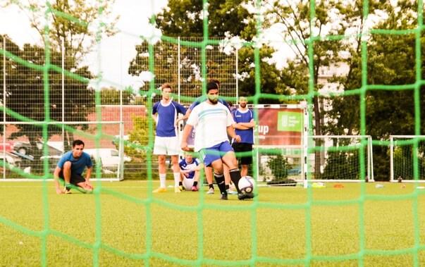 Kleinfeldhelden.de - Cup