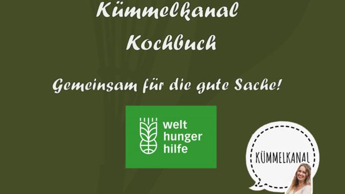Kümmelkanal mit E-Book gegen den Welthunger