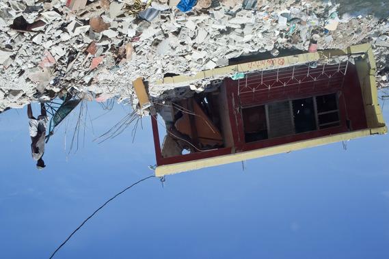 Aktuelle Nothilfe: Erdbeben in Haiti