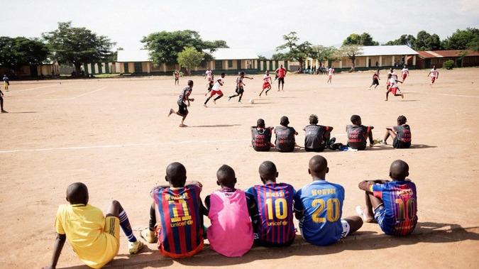 Fußball verbindet uns alle