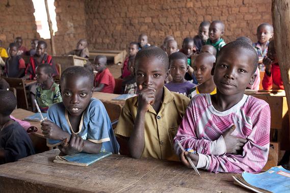 Schulmahlzeiten in Burundi