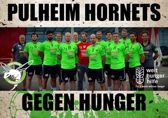 Handball verbindet – Hornets gegen Hunger