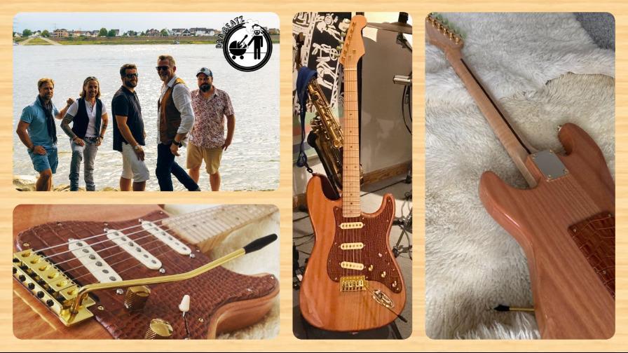 Dad Beatz No.1 - Gitarren - Spendenaktion