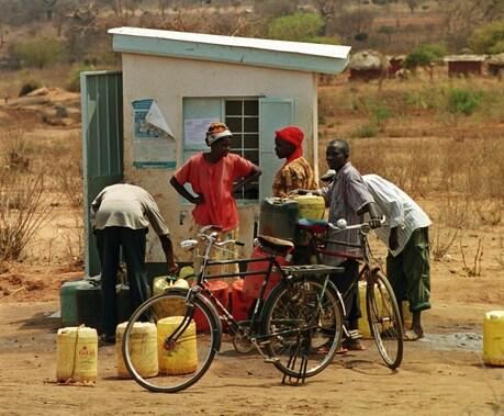 Wasserprojekt Kenia