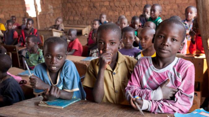 Hunger bekämpfen - Bildungschancen schaffen