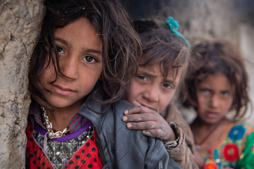 Menschen in Afghanistan unterstützen